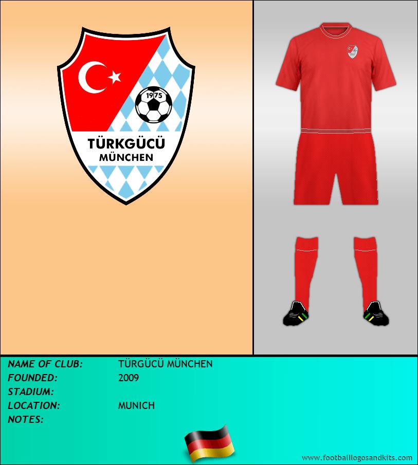 Logo of TÜRGÜCÜ MÜNCHEN