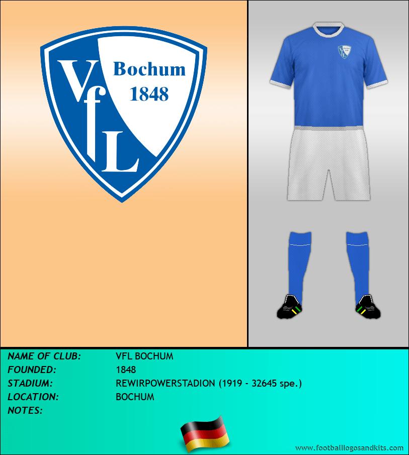 Logo of VFL BOCHUM