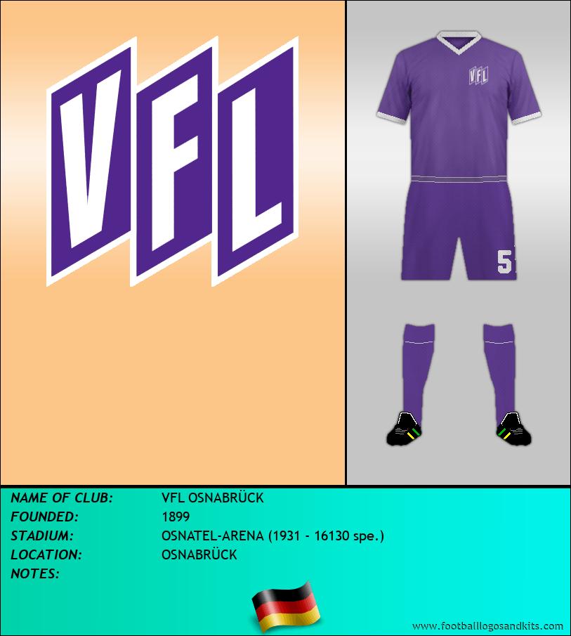 Logo of VFL OSNABRÜCK