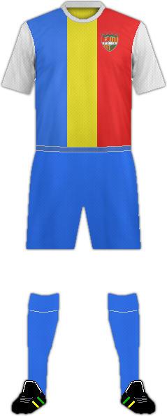 Maglie FC ANDORRA
