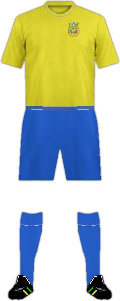 Kit FC RANGER'S