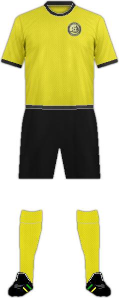 Kit FC ALASHKERT
