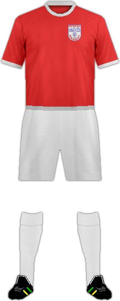 Kit FC ARARAT YEREVAN