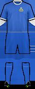 Kit FC PYUNIK HASTA 2017