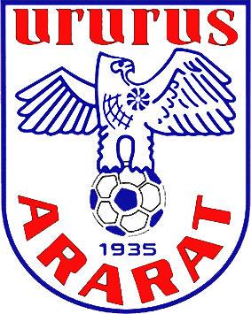 Logo of FC ARARAT YEREVAN (ARMENIA)