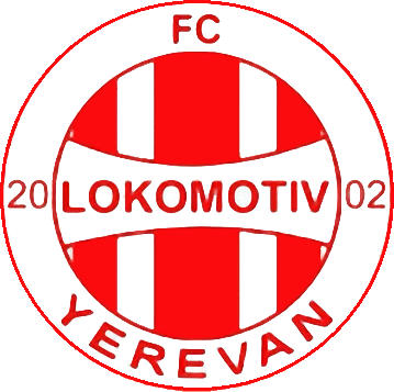 Logo of FC LOKOMOTIV YEREVÁN (ARMENIA)
