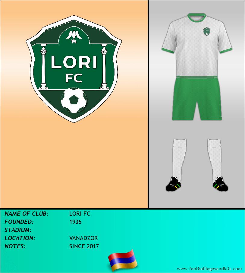 Logo of LORI FC