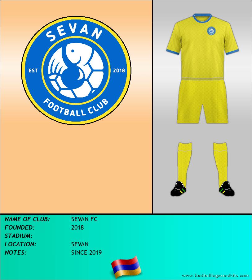 Logo of SEVAN FC