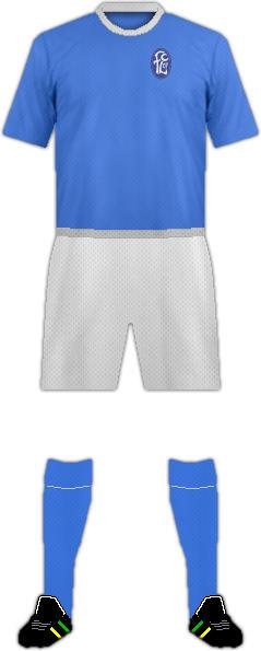 Kit FC LUSTENAU