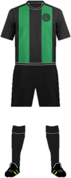 Kit FC WACKER INNSBRUCK