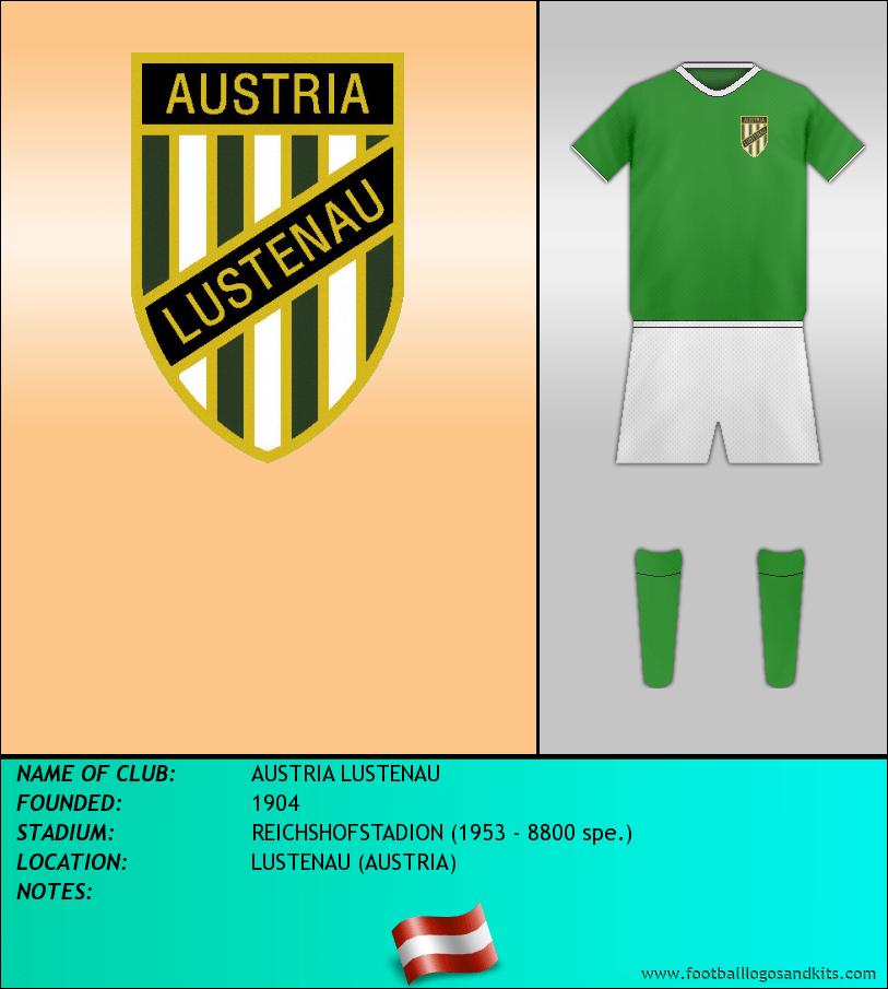 Logo of AUSTRIA LUSTENAU