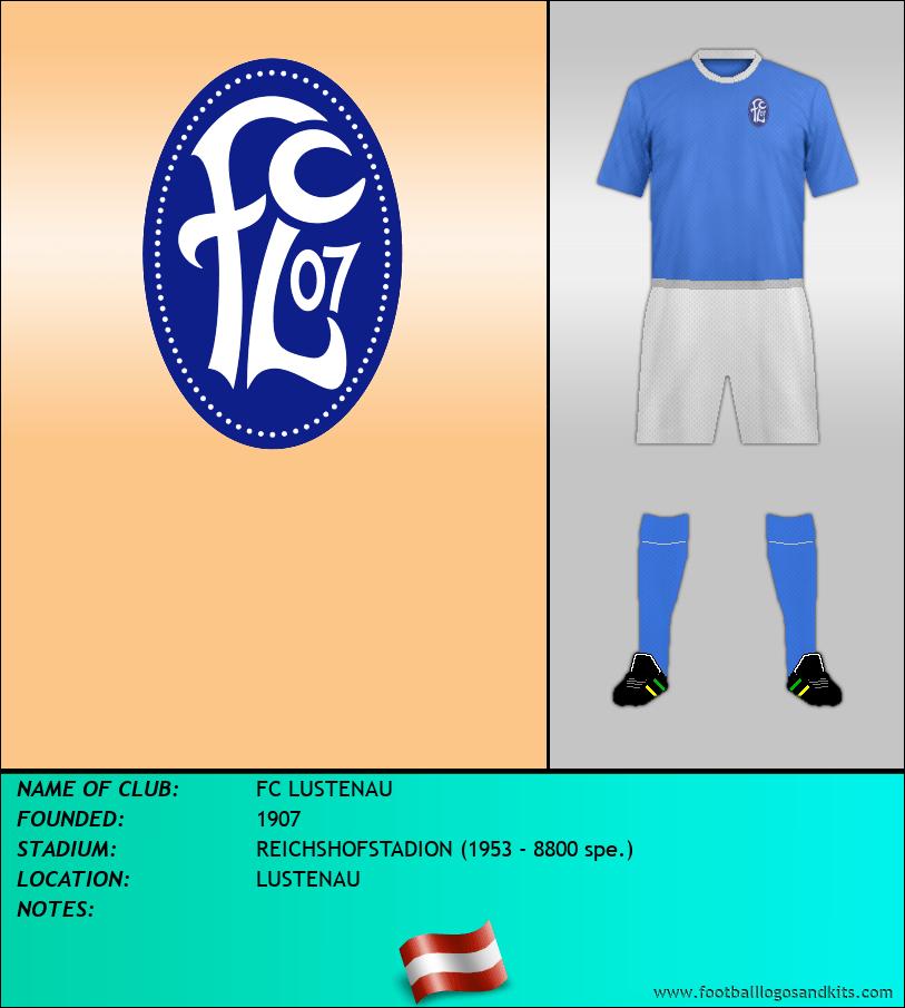 Logo of FC LUSTENAU