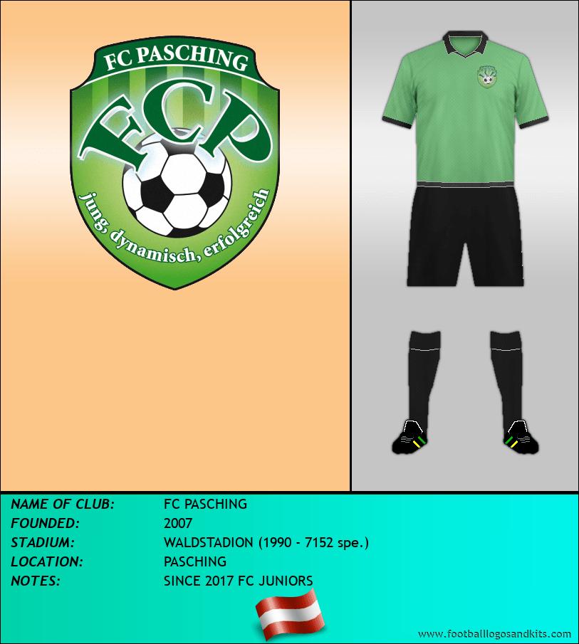 Logo of FC PASCHING