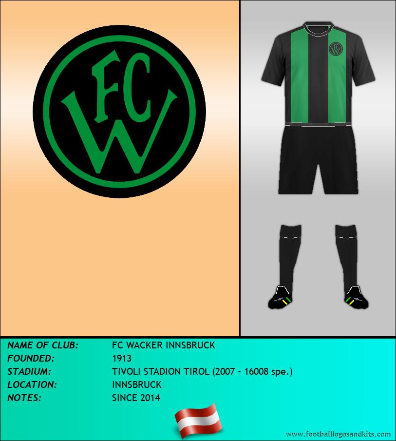 Logo of FC WACKER INNSBRUCK