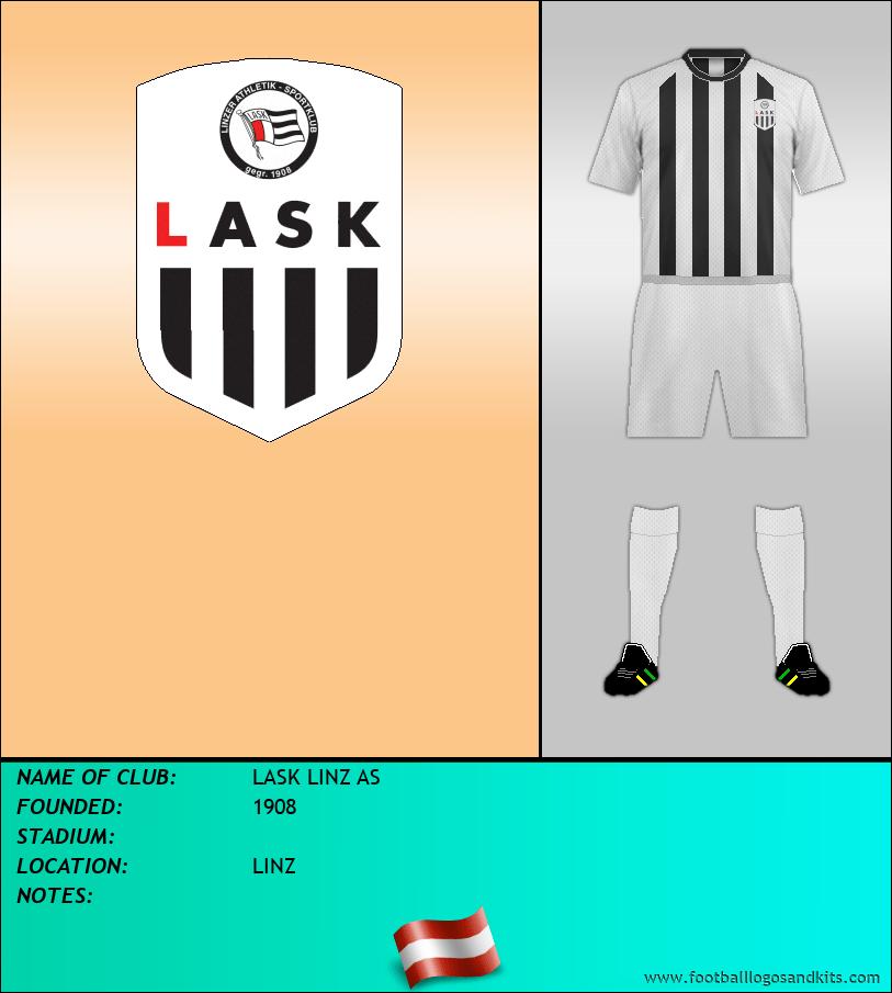 Logo of LASK LINZ AS