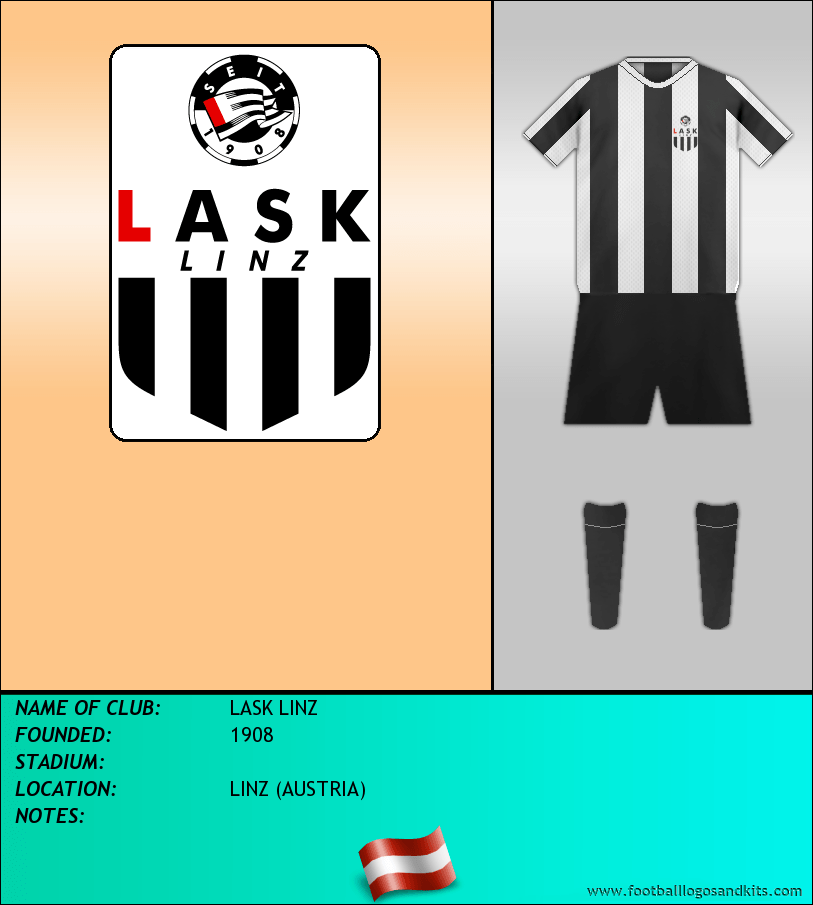 Logo of LASK LINZ