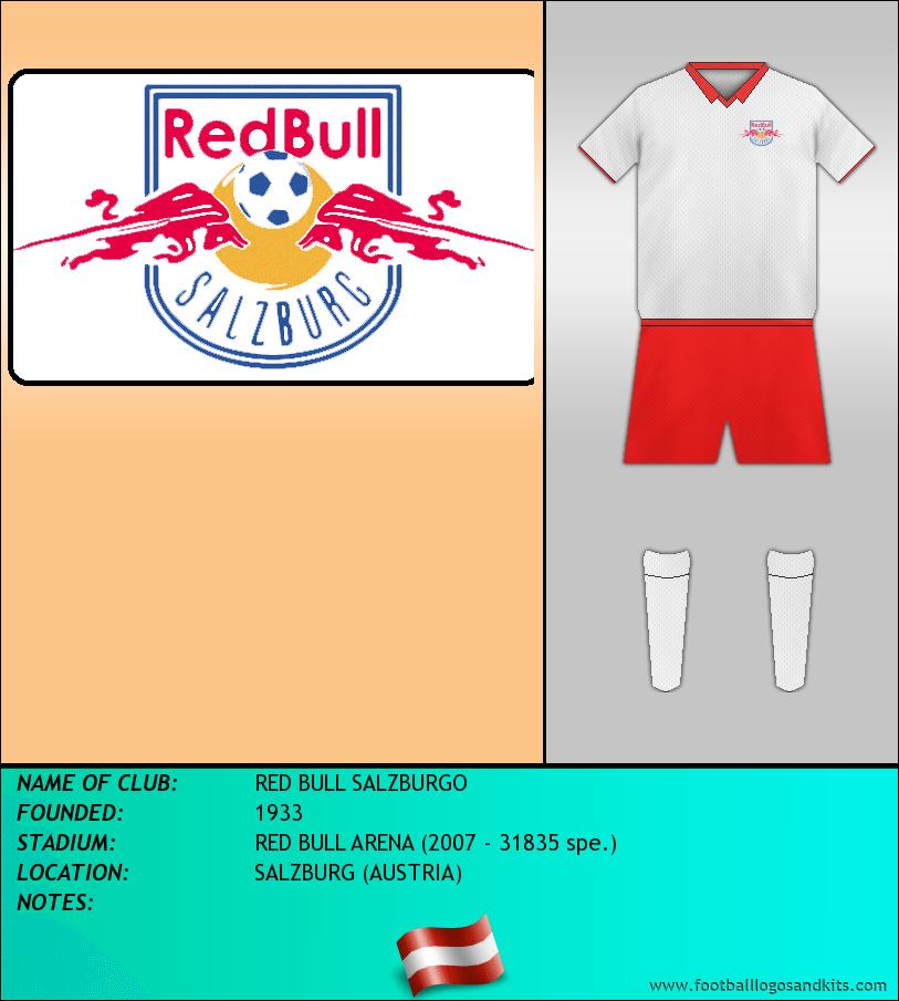 Logo of RED BULL SALZBURGO