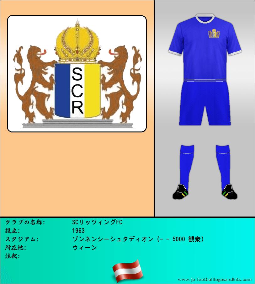 のロゴSC RITZING FC