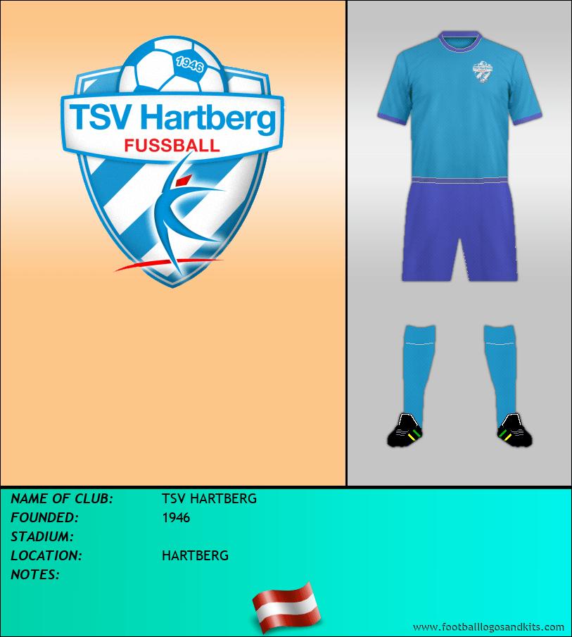 Logo of TSV HARTBERG