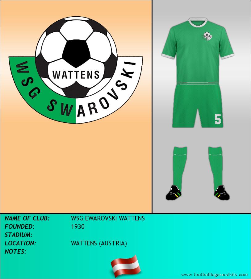 Logo of WSG EWAROVSKI WATTENS
