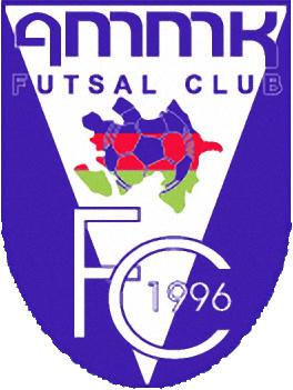 のロゴammkフットボールクラブ (アゼルバイジャン)