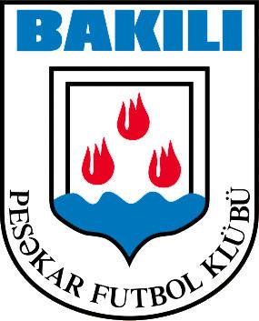 Logo of BAKILI BAKU FK (AZERBAIJAN)