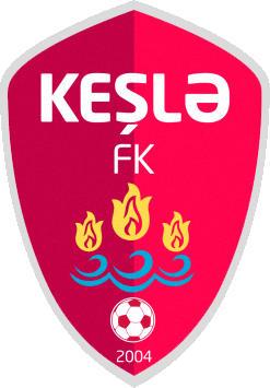 Logo of KESLA FK (AZERBAIJAN)
