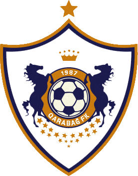 Logo of QARABAG FK (AZERBAIJAN)