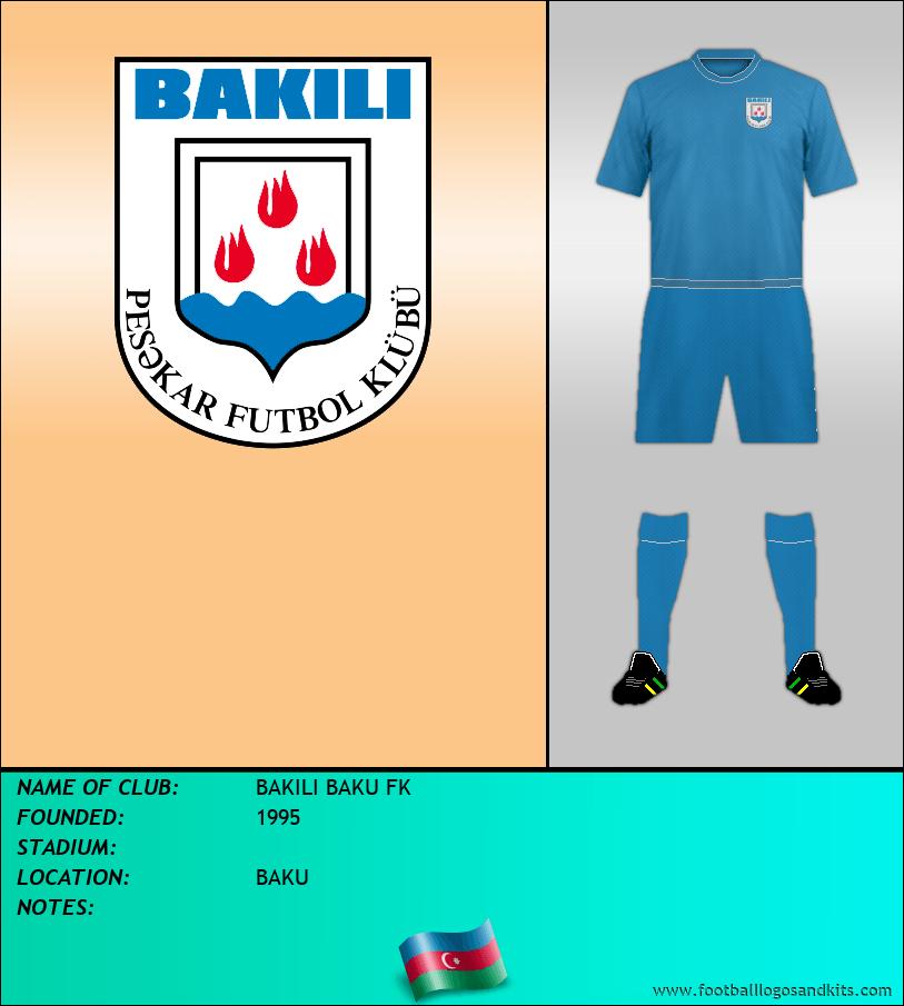 Logo of BAKILI BAKU FK