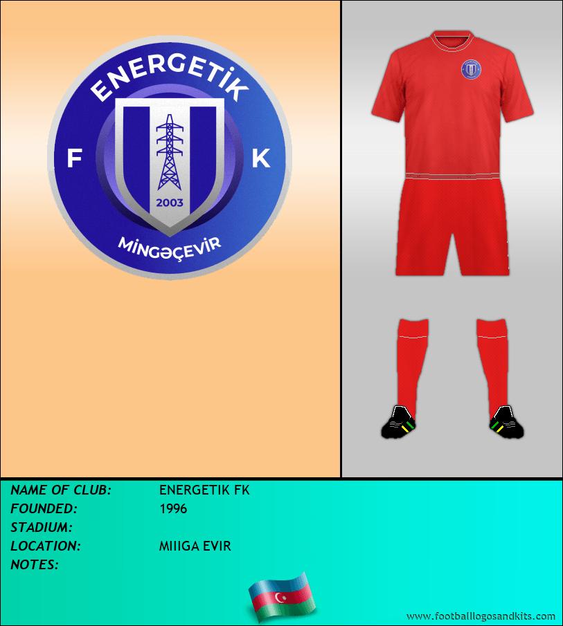 Logo of ENERGETIK FK