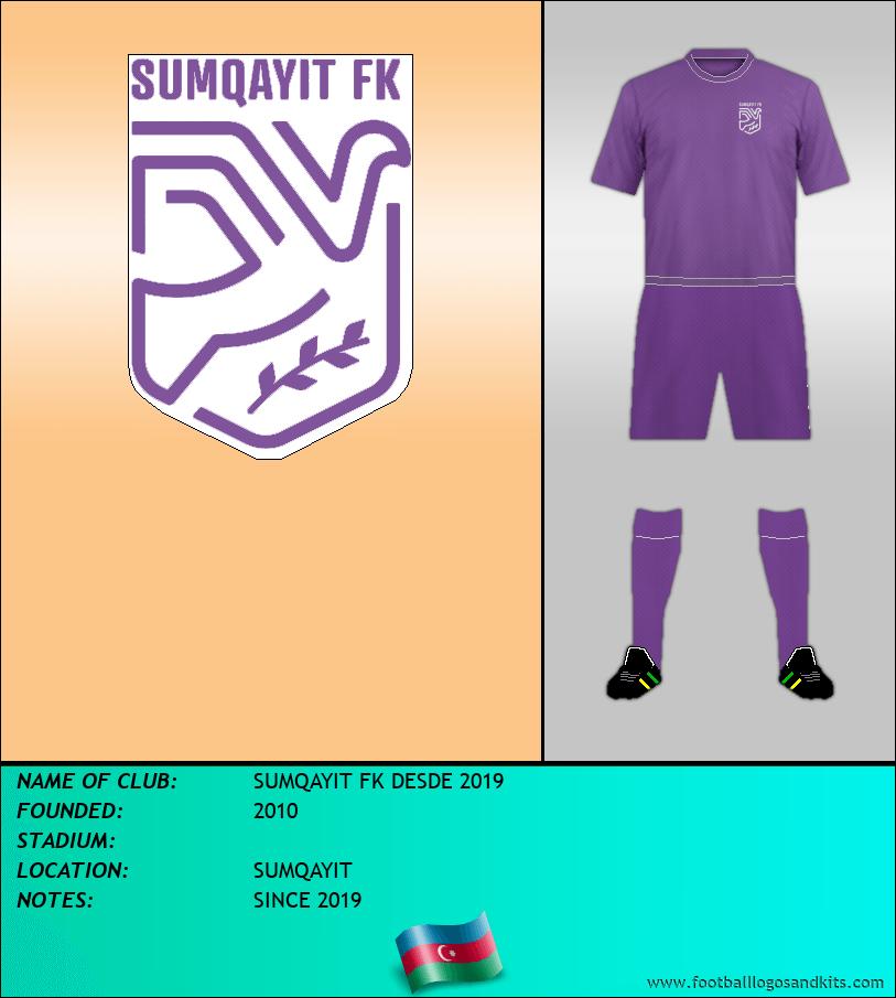 Logo of SUMQAYIT FK DESDE 2019