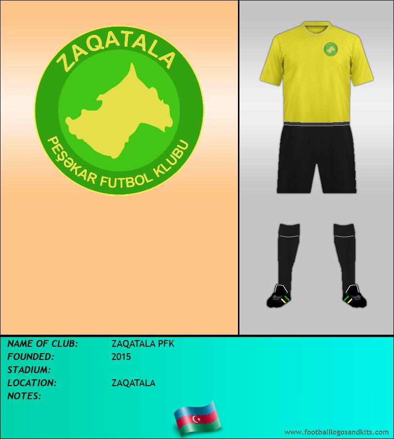 Logo of ZAQATALA PFK