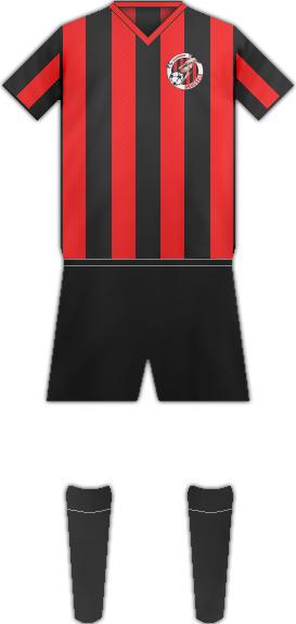 套件足球俱乐部 MOLENBEEK 布鲁塞尔