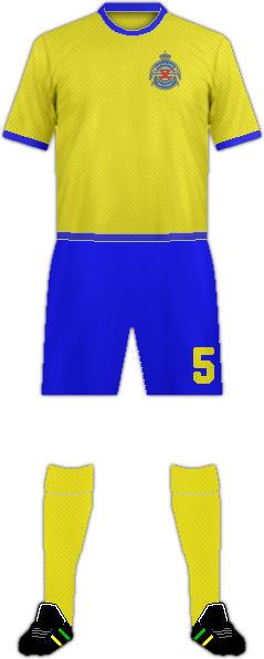 Kit WAASLAND FC