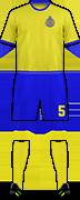 Maglie WAASLAND FC