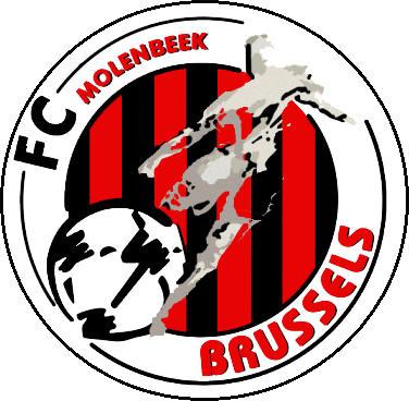 标志足球俱乐部 MOLENBEEK 布鲁塞尔 (比利时)