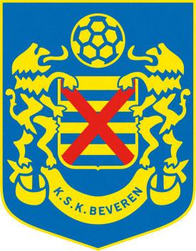 Logo of KSK BEVEREN (BELGIUM)