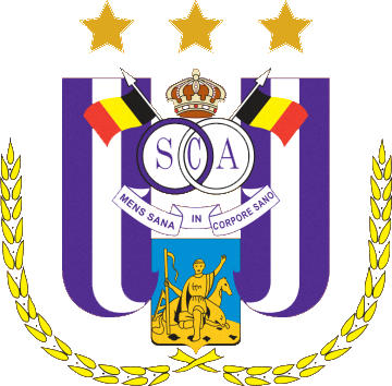 Logo of RSC ANDERLECHT (BELGIUM)