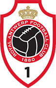 Logo of ROYAL ANTWERP FC