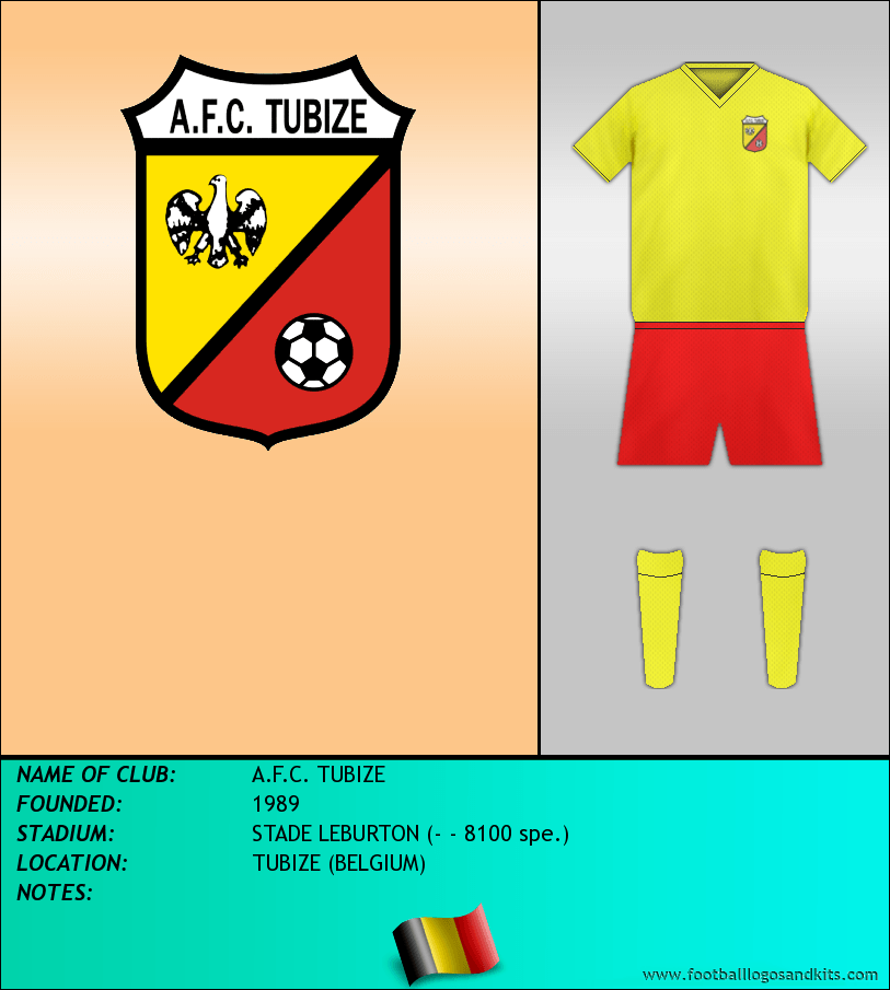 Logo of A.F.C. TUBIZE