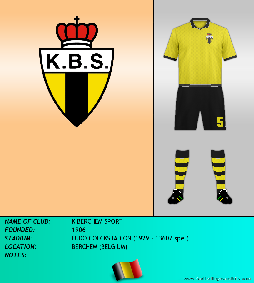 Logo of K BERCHEM SPORT