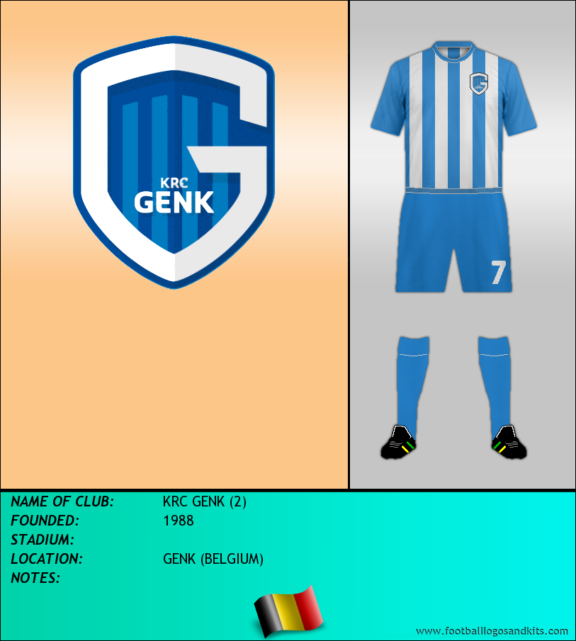 Logo Of Krc Genk 2