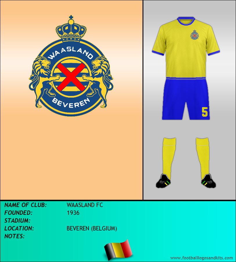 Logo of WAASLAND FC