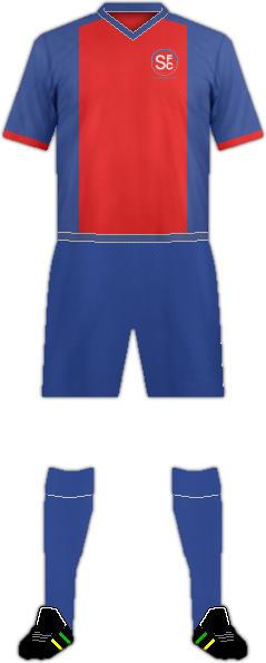 Kit SMOLEVICHI FC