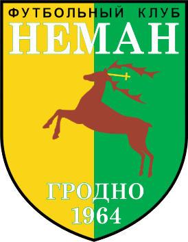 Logo of FK NEMAN GRODNO (BELARUS)