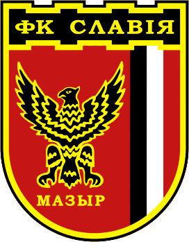 Logo of FK SLAVIA MOZYR (BELARUS)