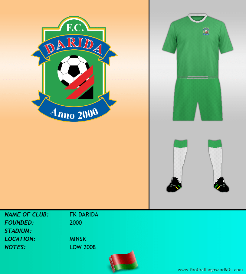 Logo of FK DARIDA