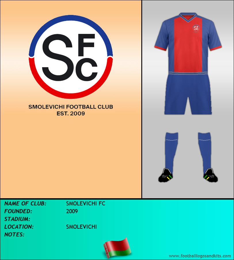 Logo of SMOLEVICHI FC