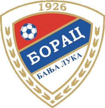 Logo de FK BORAC (BOSNIE)