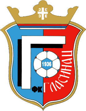Logo of FK GLASINAC (BOSNIA)
